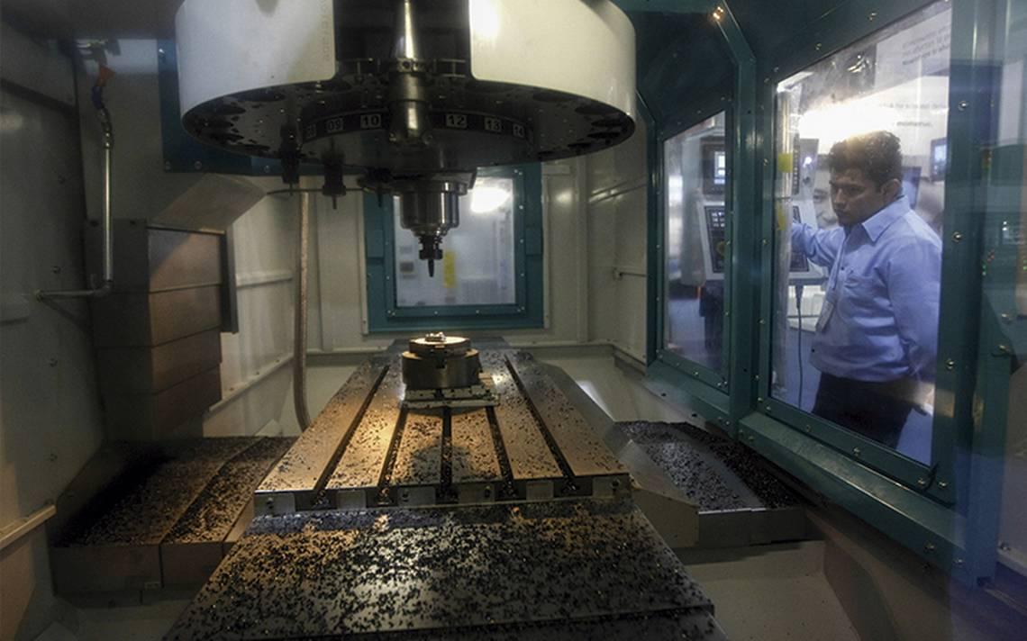 Producción industrial se mantiene sin variación durante enero: INEGI