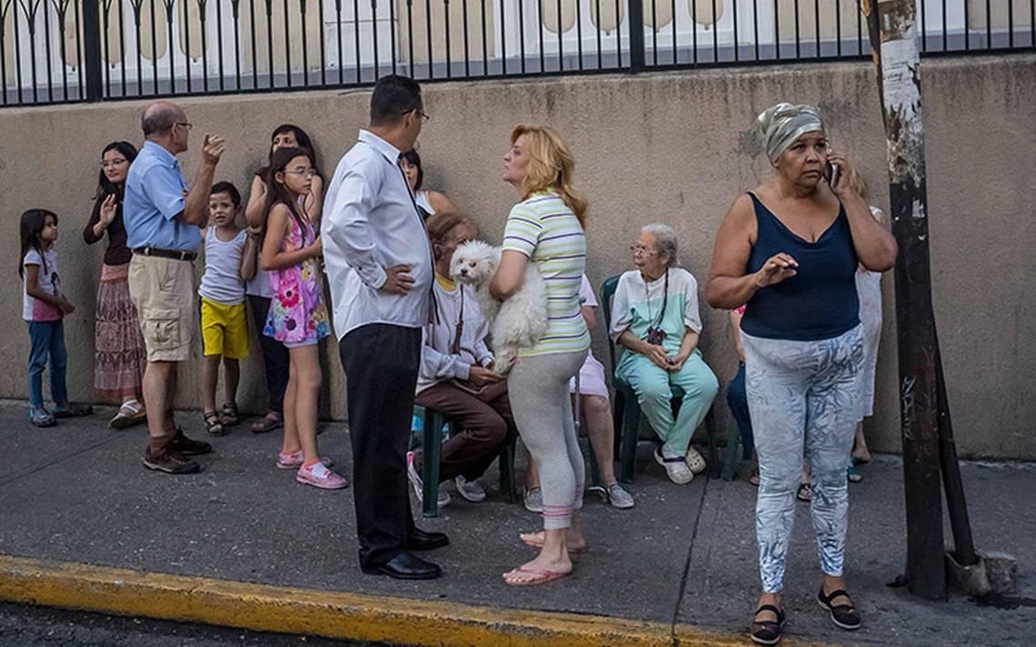 Venezuela registra nuevo sismo de magnitud 5.7