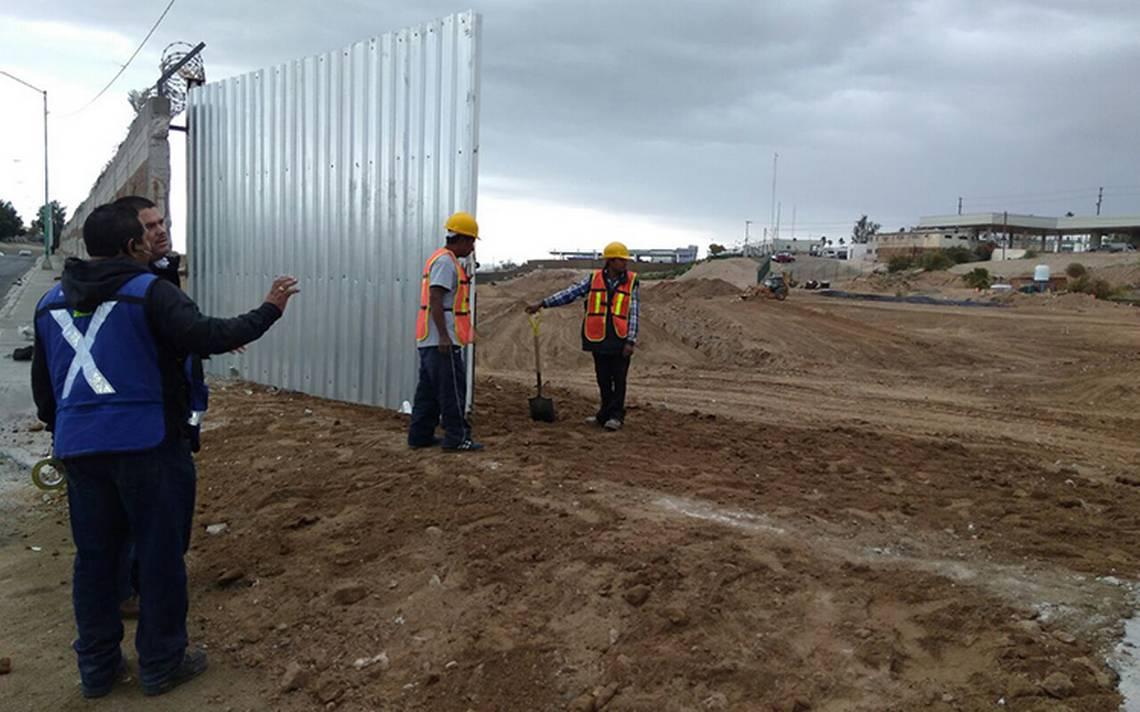 Garantizan seguridad en garitas fronterizas de Mexicali