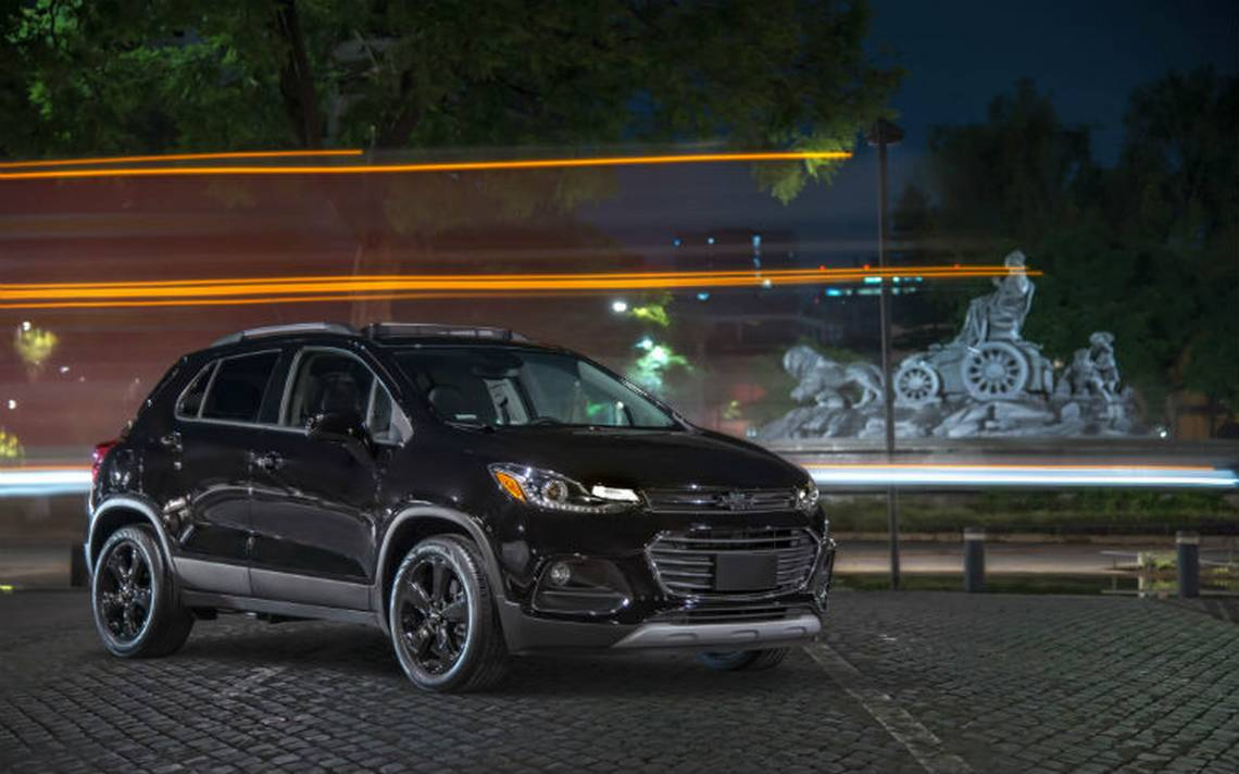 El destello nocturno de la Chevrolet Trax Midnight 2019