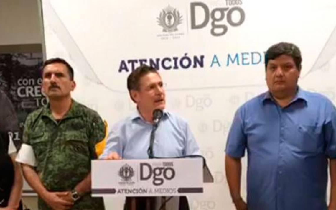 Ráfaga causó accidente de avión de Aeroméxico, confirma gobernador de Durango