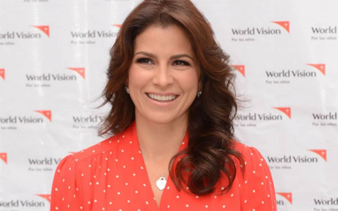 Alessandra Rosaldo se integra como embajadora de World Visión