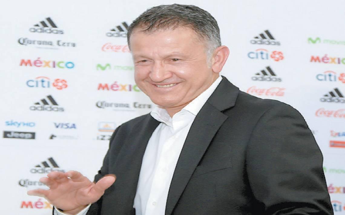 Juan Carlos Osorio se unió al apoyo a Rafael Márquez