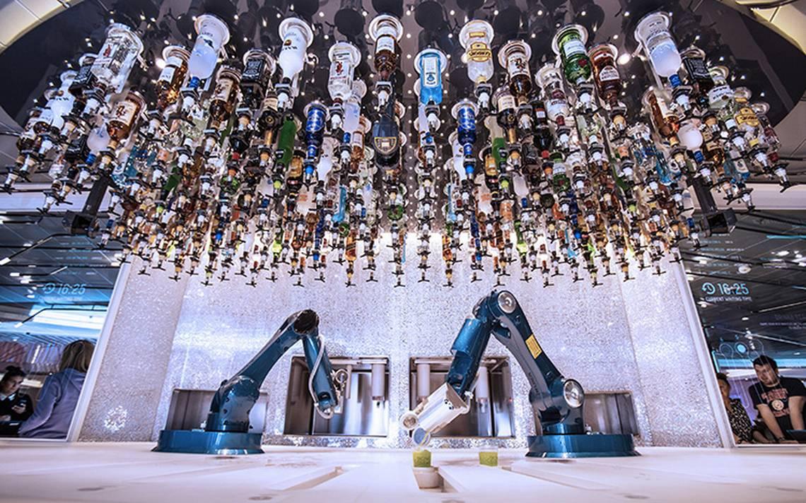 Chefs robots, el futuro de restaurantes