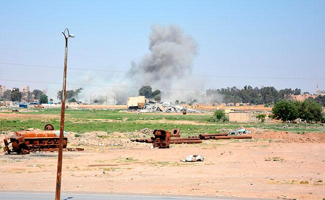 Rusia lanza advertencia a EU tras derribamiento de avión sirio