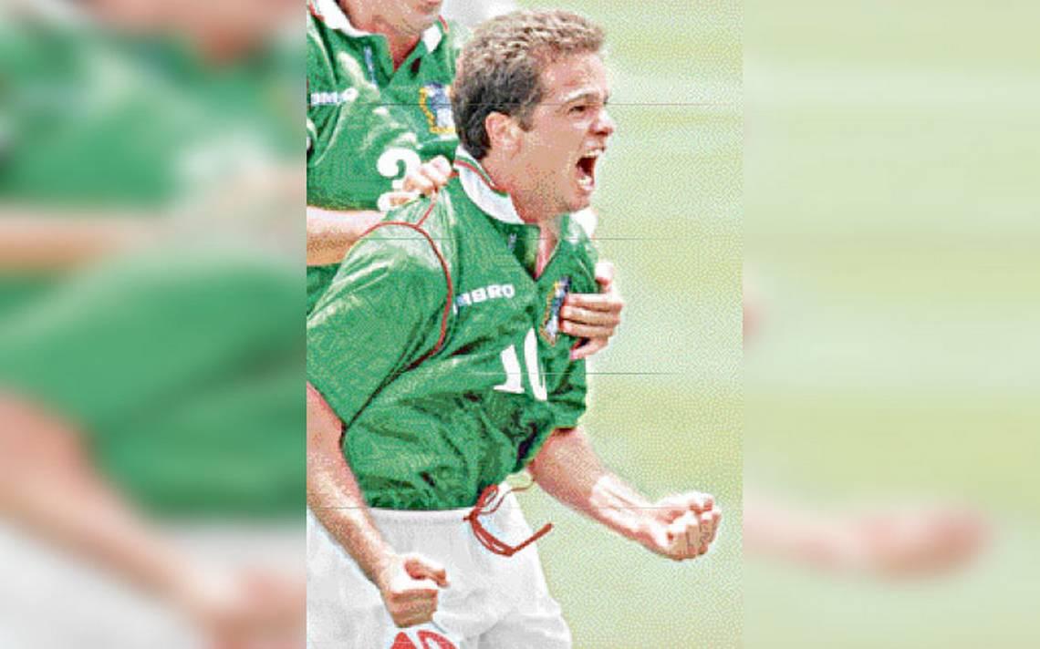 Copa América 1993; Luis García llevaba lumbre en los tacos