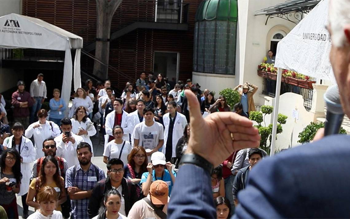 Universidad Autónoma Metropolitana regresará a clases el 3 de octubre
