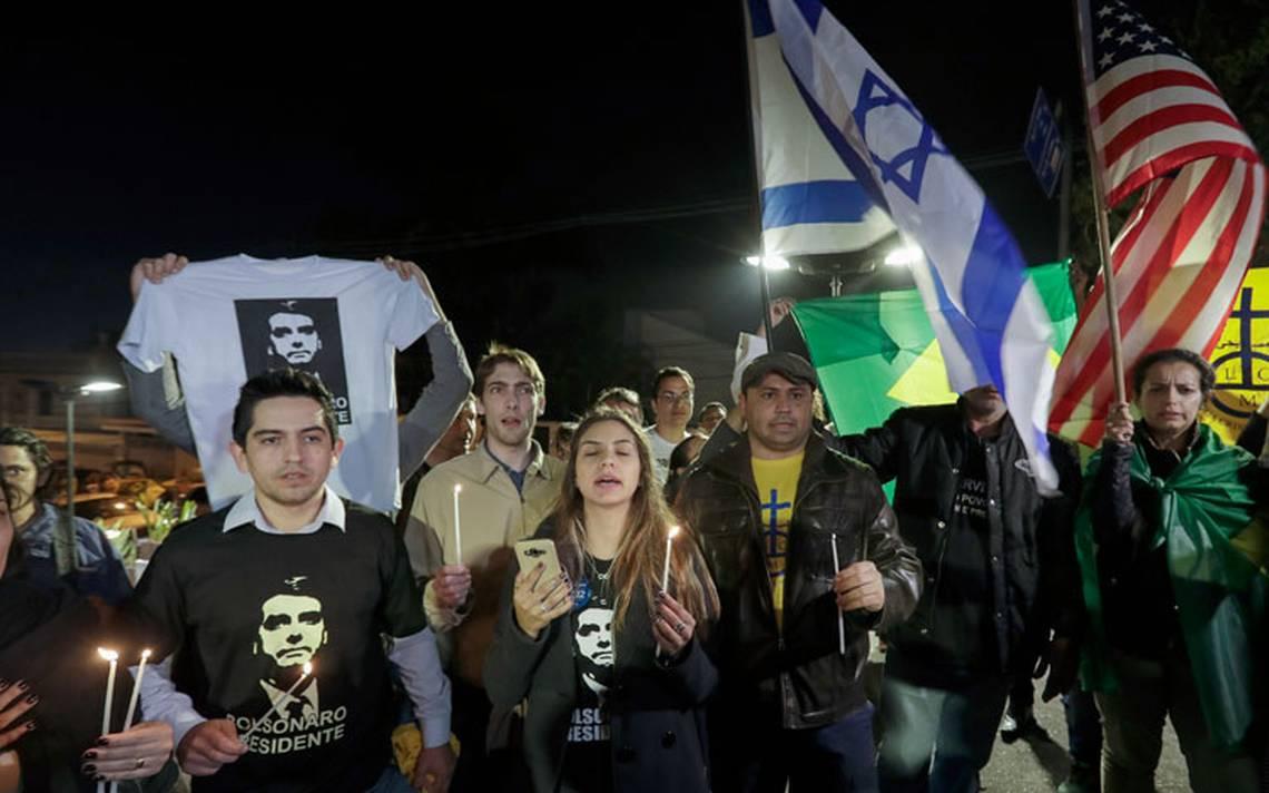 Campaña en Brasil se radicaliza tras ataque