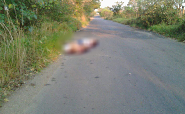 Encuentran cuerpos en carretera hacia Chacaltianguis