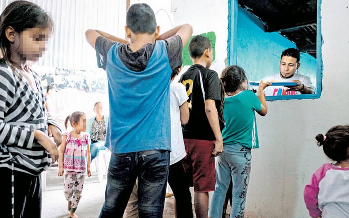 Se incrementa número de niños migrantes que viajan solos : Unicef