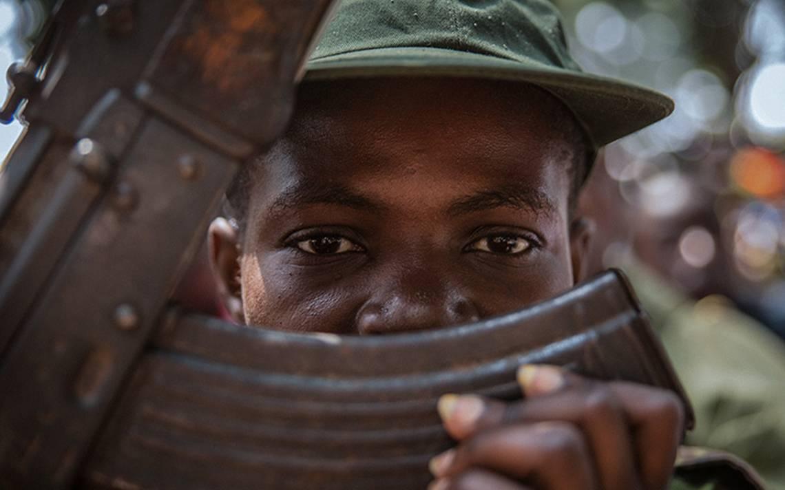 Niños de Sudán del Sur, víctimas de una lucha político-tribal