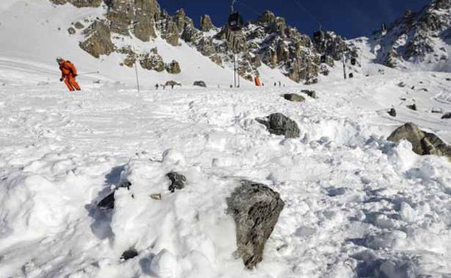 Joven español muere en avalancha en el Valle de Aosta, en Italia