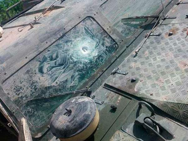 Enfrentamiento en Matamoros deja dos militares muertos