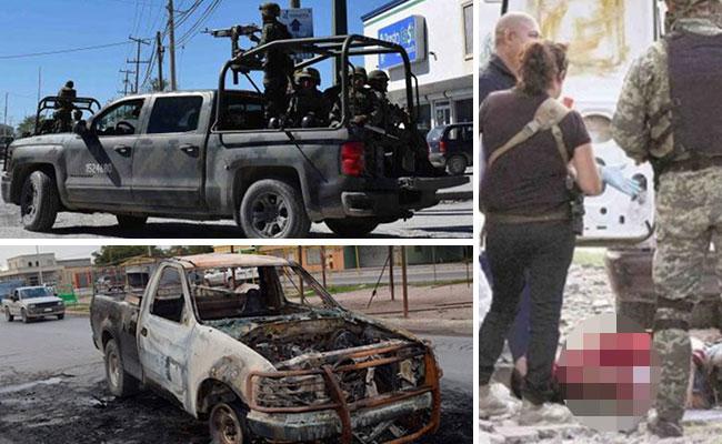 En dos meses, ola de violencia en Reynosa deja al menos 50 muertos