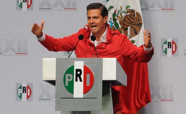 PRI, protagonista de transformación en México: Enrique Peña Nieto