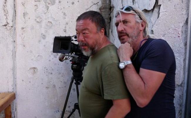 """Ai Weiwei expone la crisis migratoria en """"Human Flow""""/AFP"""