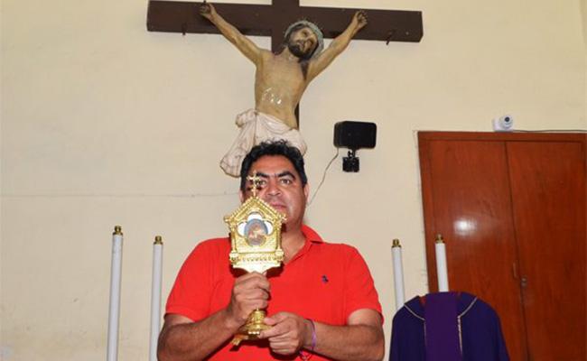 Expondrán en León una astilla de la cruz donde fue crucificado Jesucristo