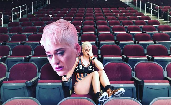 """Aquí la razón por la que Katy Perry retrasará su gira """"Witness"""""""