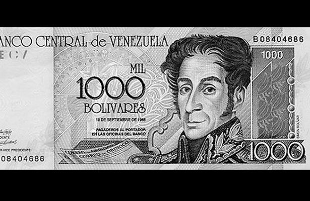 Comienza a circular nuevo billete venezolano