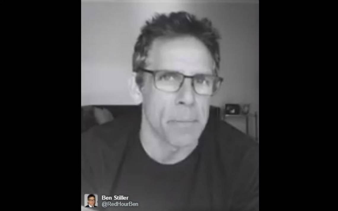 Ben Stiller se une a Juanpa Zurita y pide ayudar a México