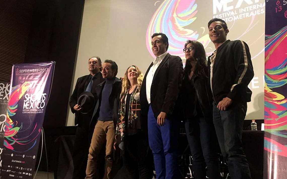 Presentarán cortometrajes en televisión nacional