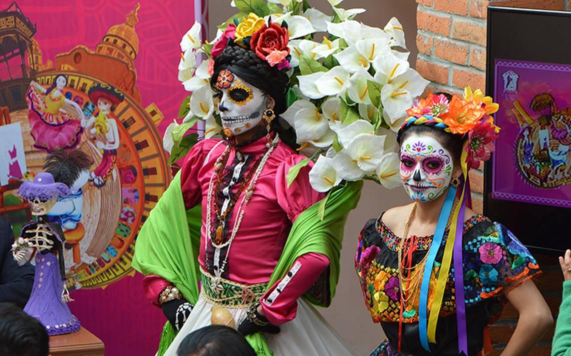 Ya viene el Festival del Alfeñique