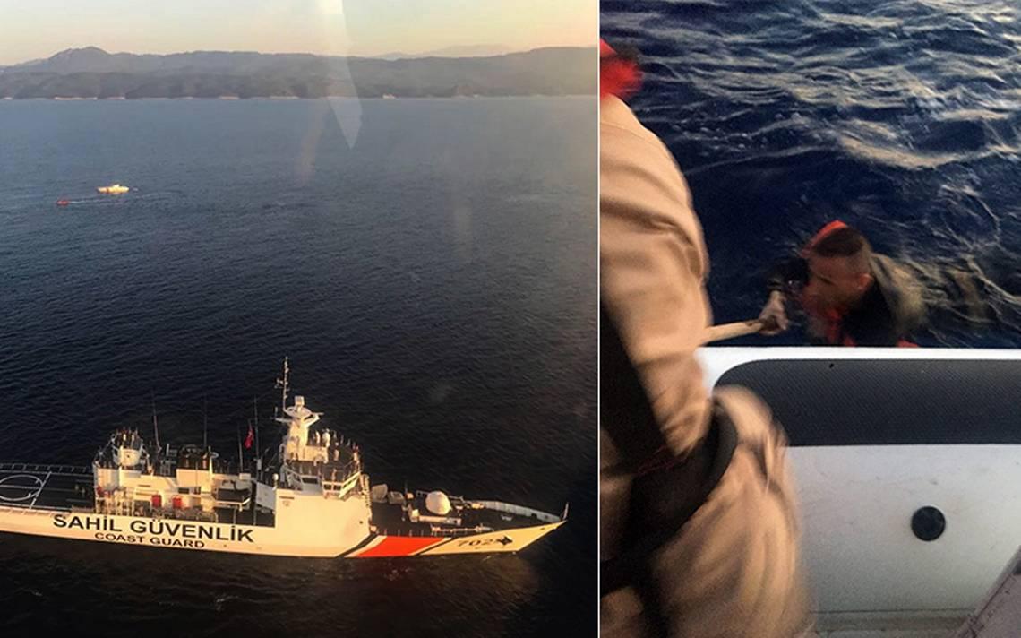 Ascienden a 46 los migrantes muertos en naufragio en Túnez, el peor desde febrero