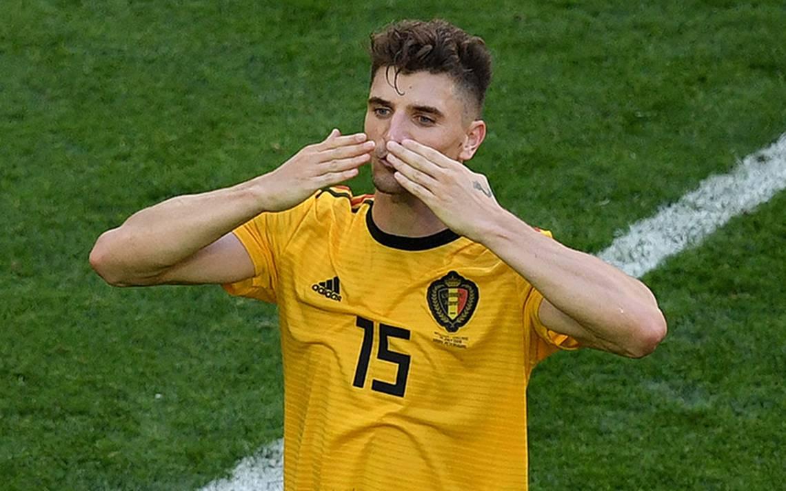 El gol de Meunier, el más rápido en la historia de Bélgica en los Mundiales