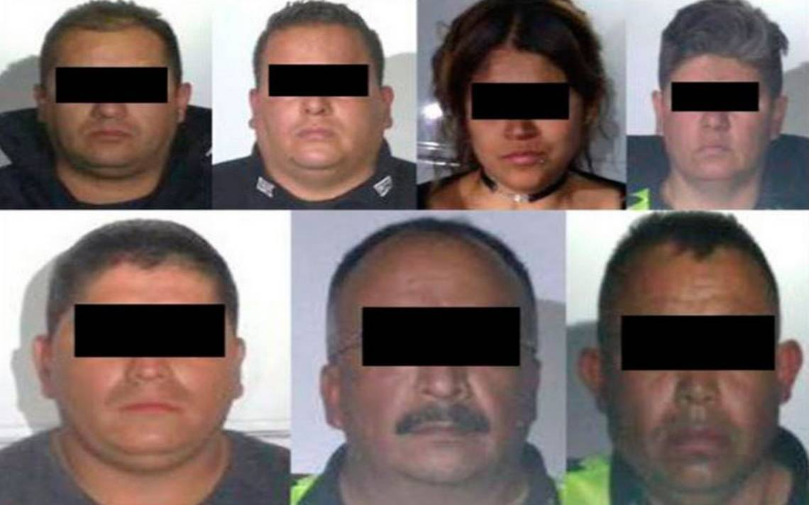 Caen cuatro policías huachicoleros en Tultitlán y Cuautitlán