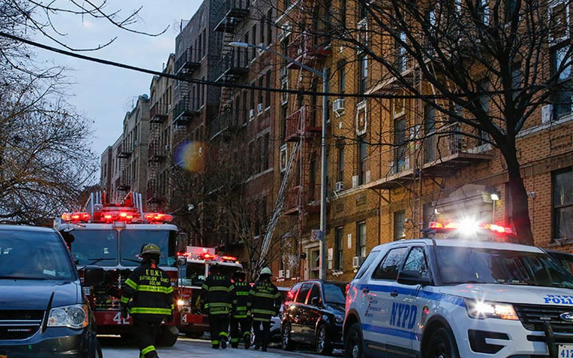 El juego de un niño desató el peor incendio en Nueva York en 25 años