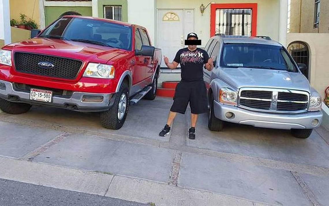 Decomisan 5 autos deportivos y de lujo a enfermero del IMSS en Chihuahua