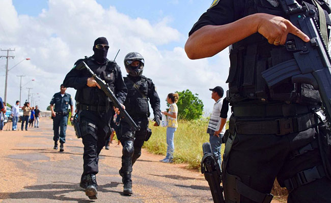 Matan a 4 presos brasileños en plena crisis por violencia en cárceles