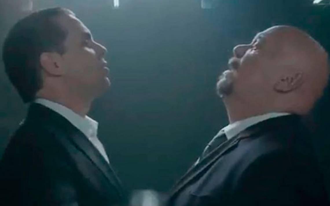 "A?Por fin! Christian Martinoli y ""Perro"" BermA?dez, frente a frente"