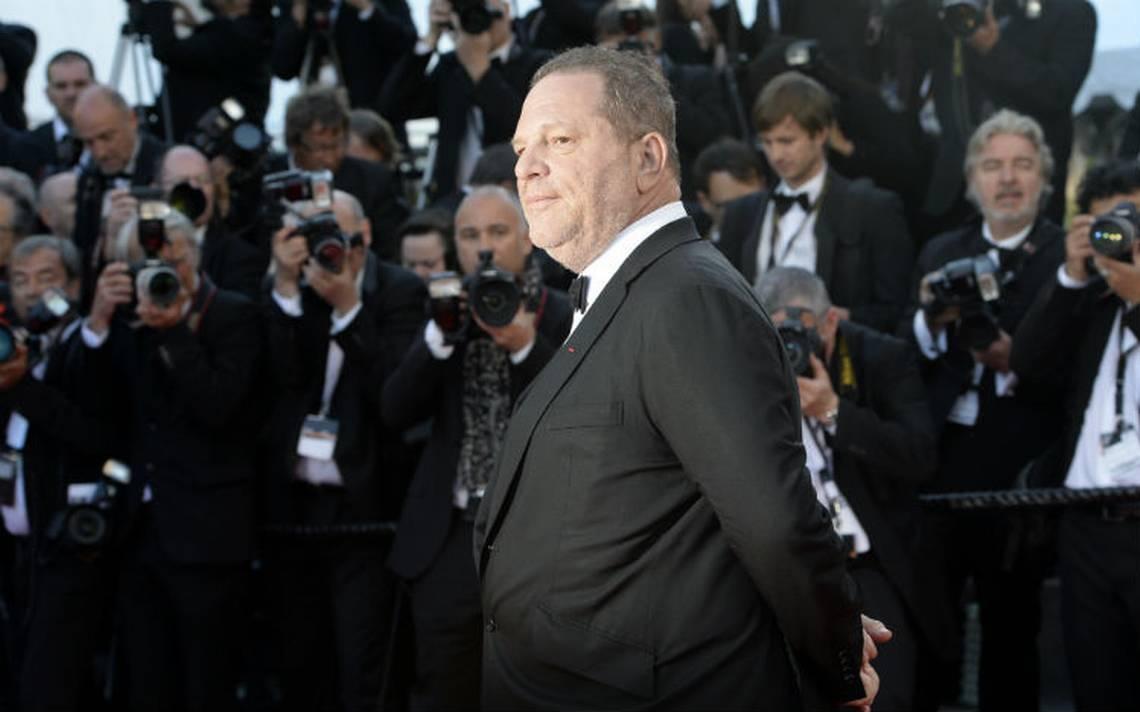 Harvey Weinstein sale por completo de su productora por escándalo sexual