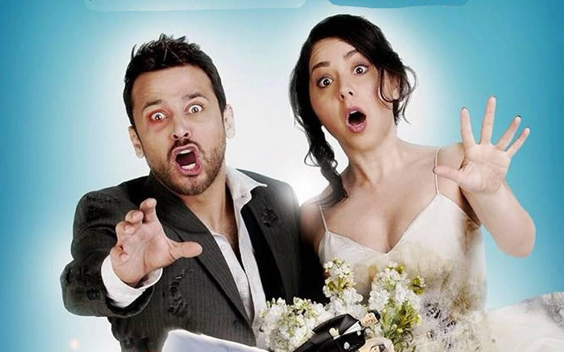 """""""Hasta que la boda nos separé"""" una cinta mexicana de locura nupcial"""