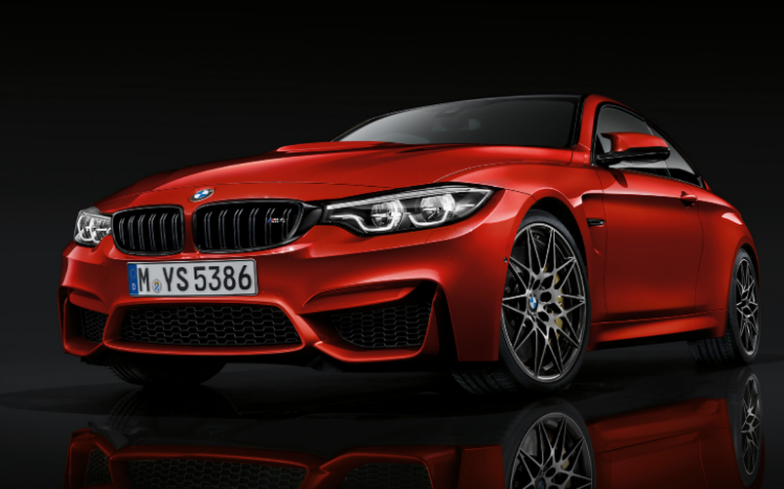 BMW M4 Coupé: Con toda emoción de las pistas