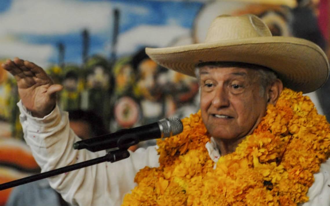 Voy con Obrador, me lo dicta el corazA?n: componen corrido para AMLO