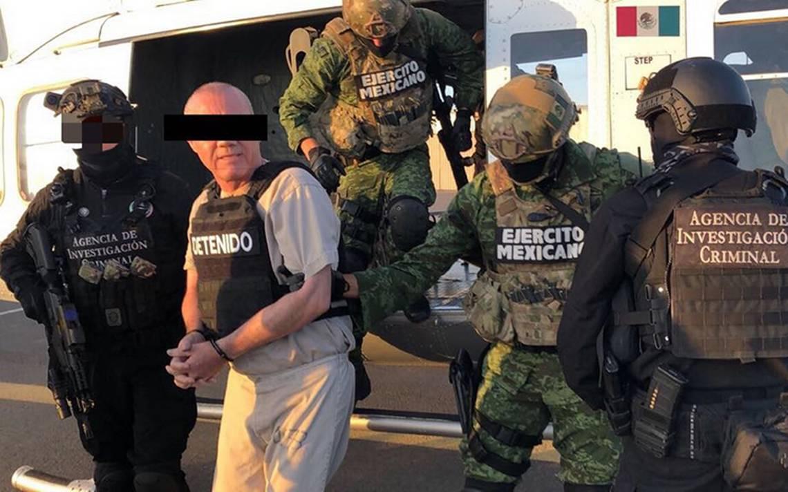 """""""El Lic"""", operador de El Chapo, se enfrentará a la justicia de EU el 9 de julio"""