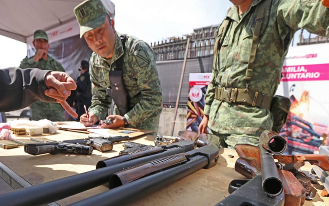 """Sólo queda esperar: Ley de Armas continúa en un """"veremos"""""""