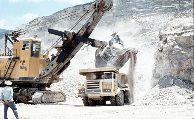 Crece 0.4 por ciento la Producción Minerometalúrgica en México