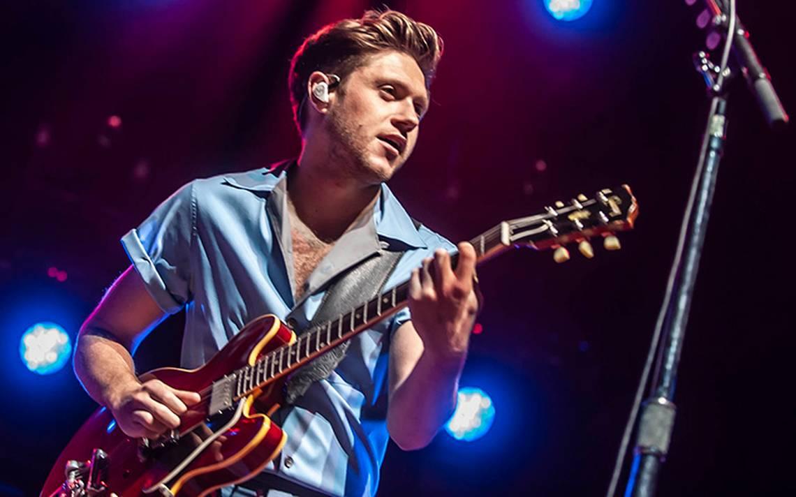 Niall Horan presentó su gira Flicker World Tour en el Pepsi Center