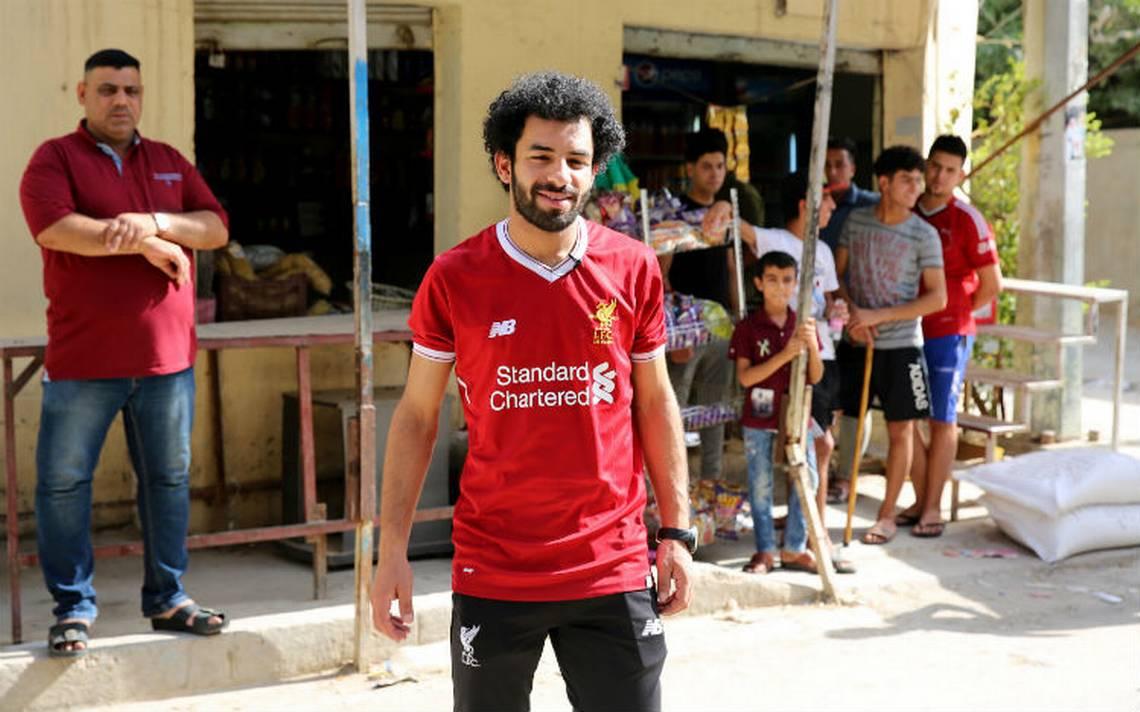 Mohamed Salah con esperanza de jugar contra Uruguay