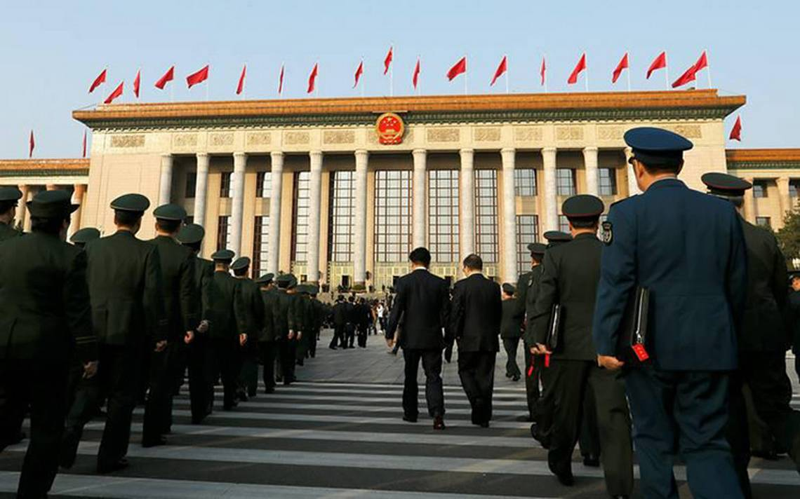 Francia bajo la lupa del espionaje chino
