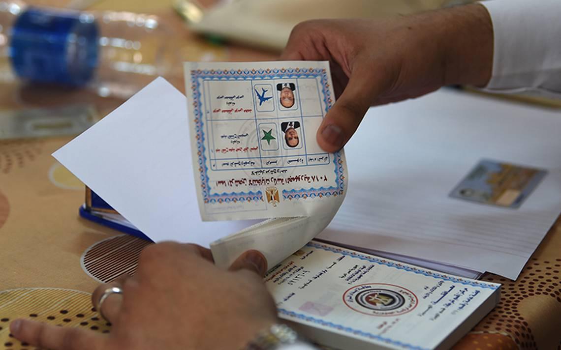 Comienza escrutinio en Egipto: participación electoral continúa siendo una incógnita