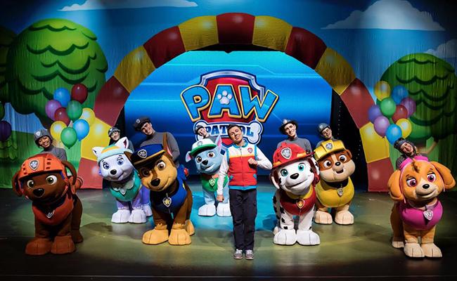 """""""Paw Patrol ¡Carrera al Rescate!"""" en la CdMx"""