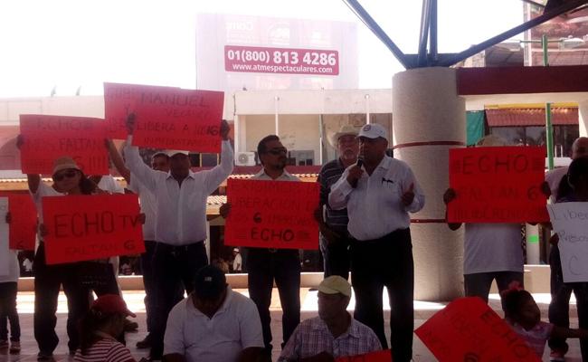 Protestan contra gasolinazo en Chiapas y Guadalajara