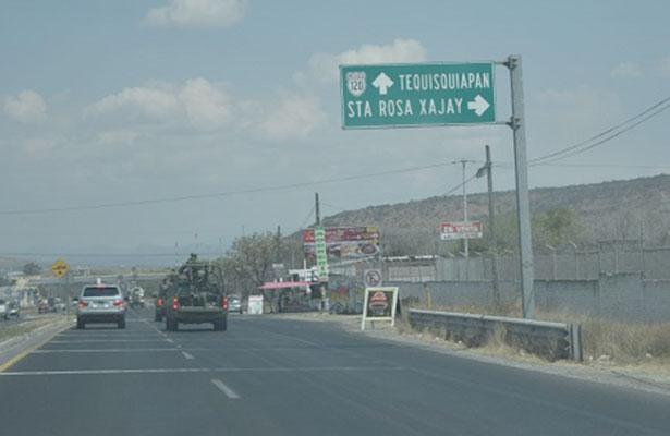 Calderas llegan a Tequisquiapan