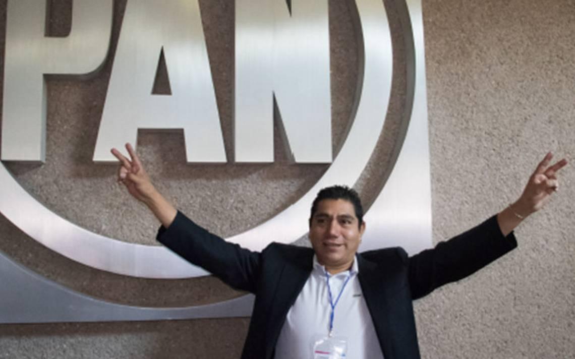 Panistas dejamos de ser democráticos: Jorge Luis Preciado