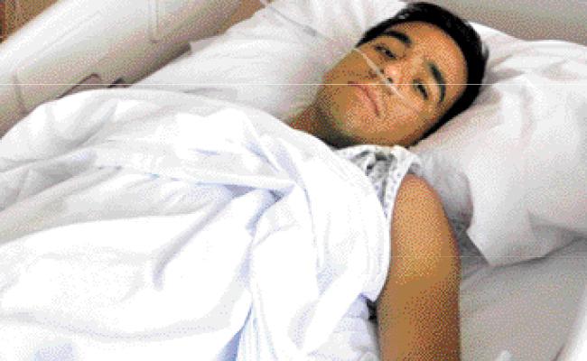 Antonio Romero se recupera en hospital