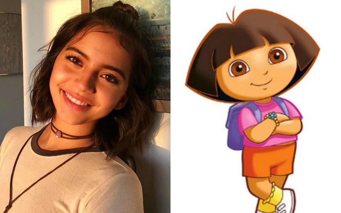 Descubre a Isabela Moner, la actriz que darA? vida a Dora la exploradora